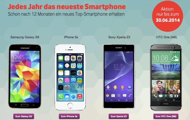 Vodafone Nextphone Jedes Jahr Ein Neues Iphone Oder Anderes