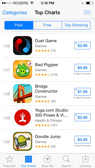 app-store-charts