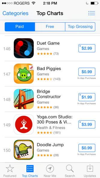 app-store-charts