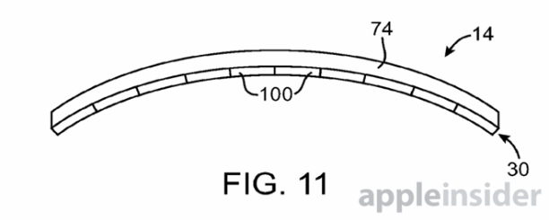 apple patent berühtungsempfindlicher button - 2