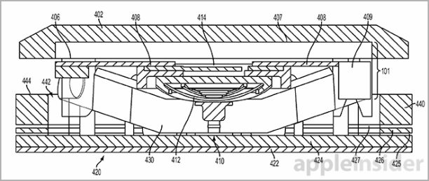 apple patent keyboard 2014 - 2