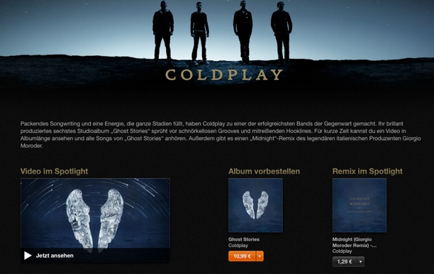 coldplay_gratis_Stream