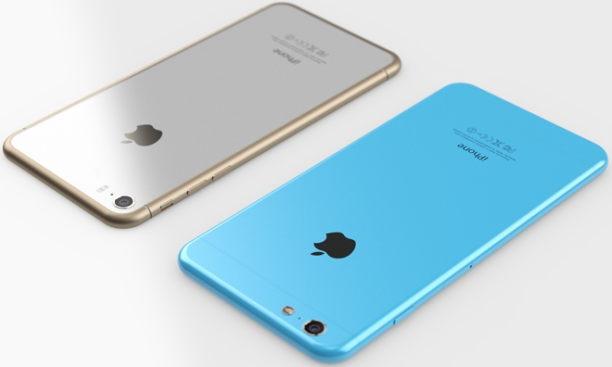 iPhone 6 und 6c Mockup von Martin Hajek