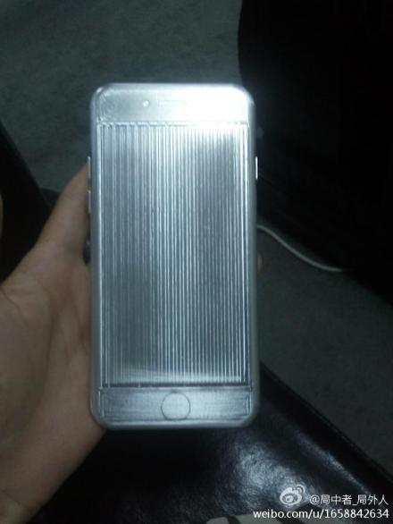 iphone 6 mockup weibo