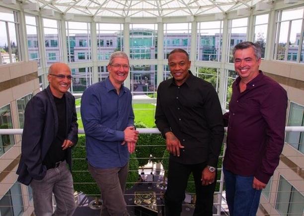 Apple Dr Dre