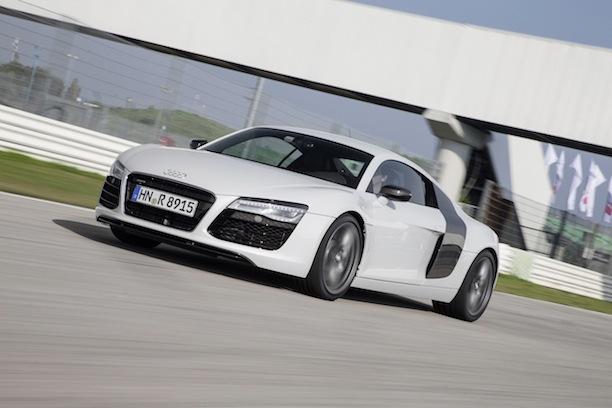 Audi R8 V8 Coup