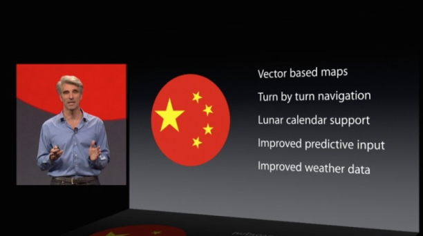 Craig Federighi China