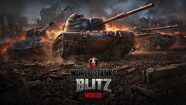 World of Tanks Blitz 1