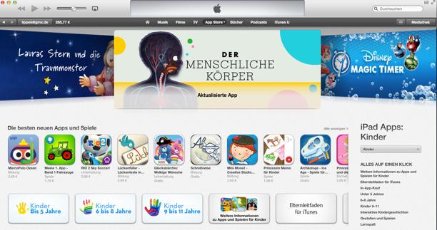 app_store_empfehlungen