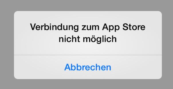 app_store_probleme