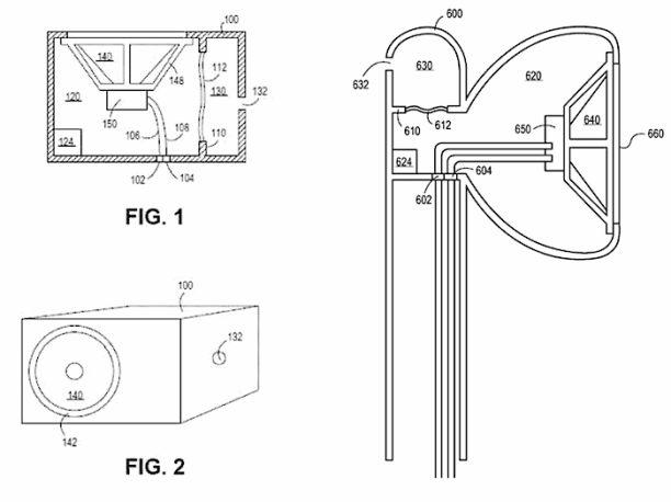 Patent Lautsprecher
