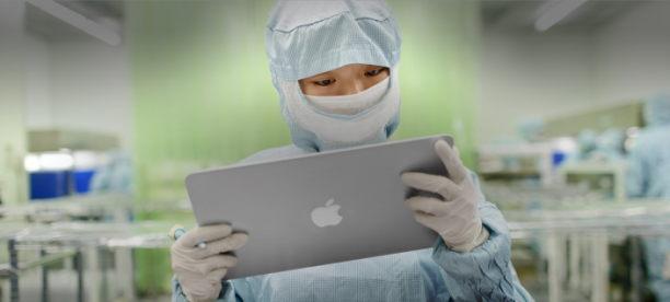 apple zulieferer