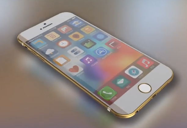 iphone6_konzept_gold