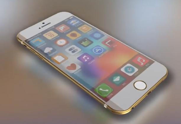 iphone6_konzept_gold