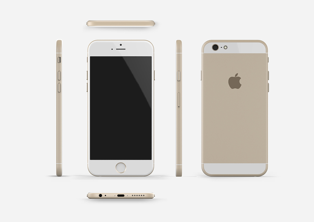 """4,7"""" iPhone 6: Massenproduktion startet diesen Monat, 5,5"""" Modell im August › Macerkopf"""