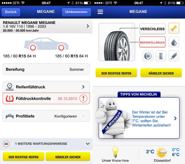 Michelin MyCar 1