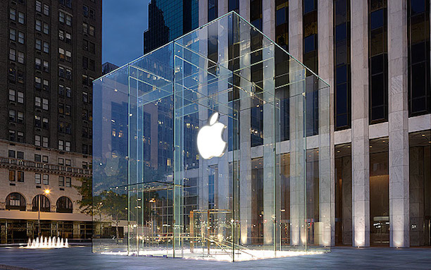 apple store fifthavenue