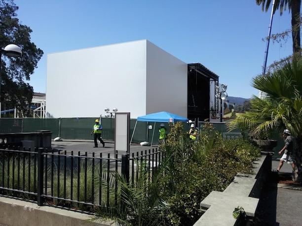 Flint Center: Apples Errichtet Eigenes Gebäude Für Die IPhone 6 Keynote U203a  Macerkopf