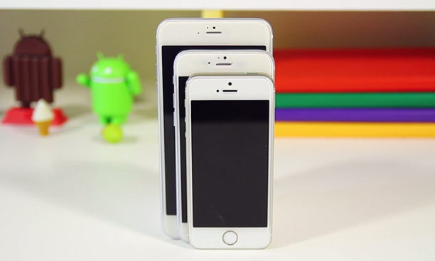 iPhone6-Vergleich