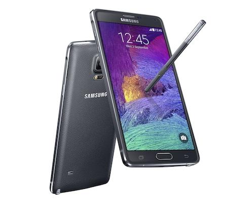 Samsung Galaxy Note 4 Note Edge Gear S Smartwatch Und Gear Vr