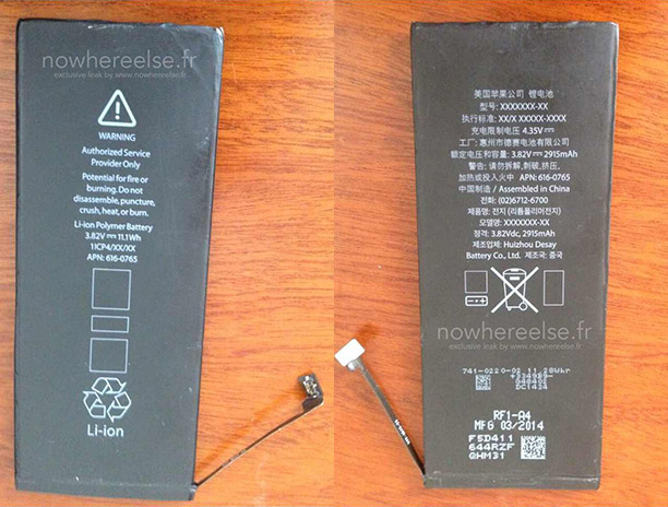 iphone6_akku_2915mah