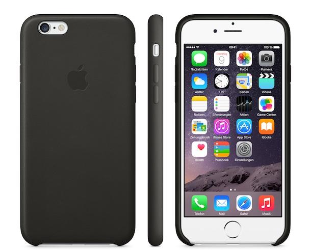 apple pr sentiert neue cases f r iphone 6 und iphone 6. Black Bedroom Furniture Sets. Home Design Ideas