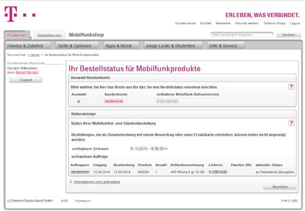 Iphone X Auslieferung Telekom