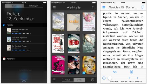 E-Tablets: Kindle App 4 6: update brings progressive Audible