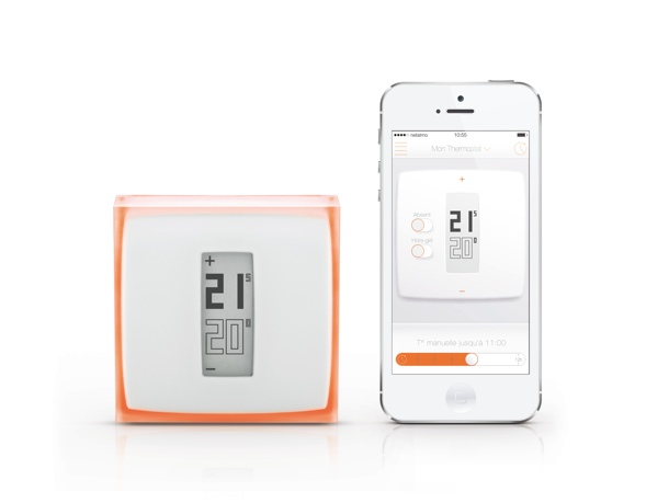 netatmo thermostat ab november in deutschland erh ltlich macerkopf. Black Bedroom Furniture Sets. Home Design Ideas