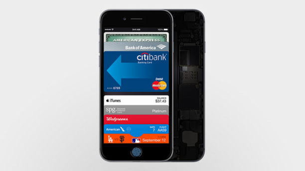 apple pay iphone