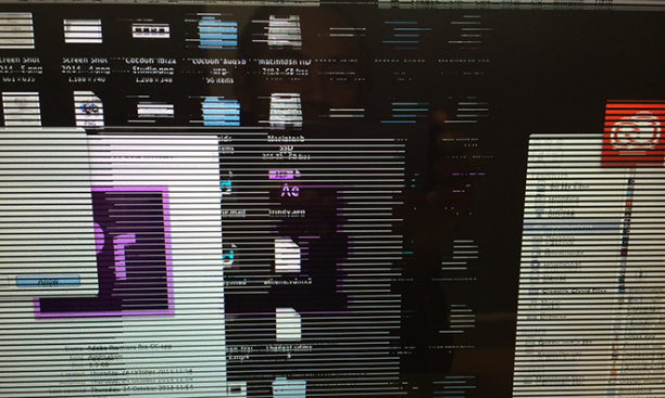 grafikproblem 2011 macbook pro