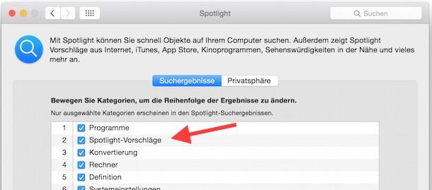 spotlight_vorschlaege