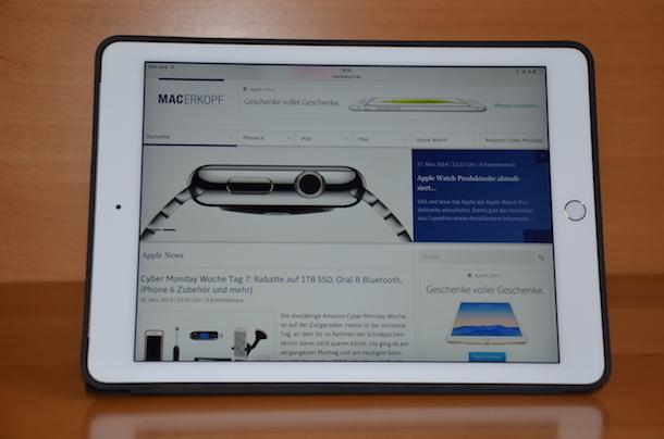 Apple tauscht defekte iPads der vierten Generation gegen iPad Air 2