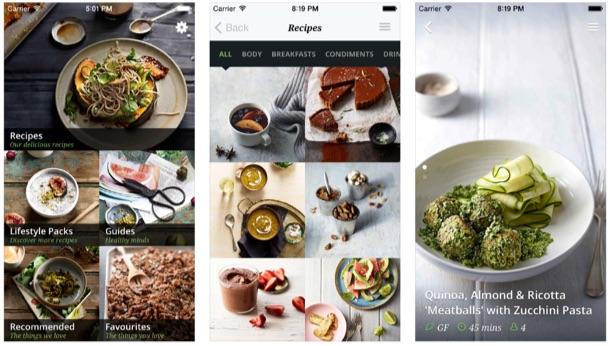 Apple Verschenkt Koch App The Whole Pantry Macerkopf