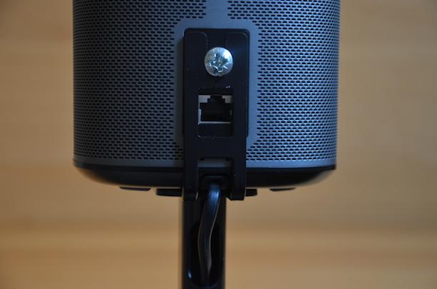 Den Sonos Play 1 Lautsprecher Gibt Es In Den Farben Weiß Und Schwarz.  Dementsprechend Könnt Ihr Auch Beim Ständer Zwischen Weiß Und Schwarz  Wählen.