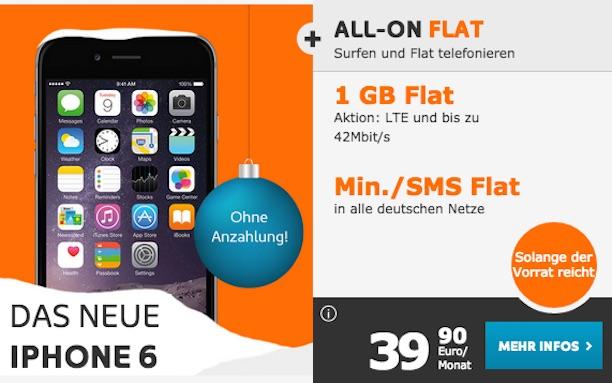 iphone 6 simyo