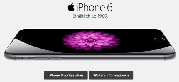 vodafone iphone 6 mit vertrag kaufen macerkopf. Black Bedroom Furniture Sets. Home Design Ideas