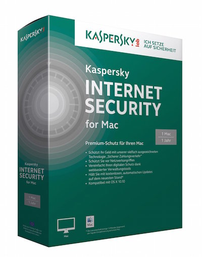 kaspersky internet security 2015 f r mac erschienen. Black Bedroom Furniture Sets. Home Design Ideas