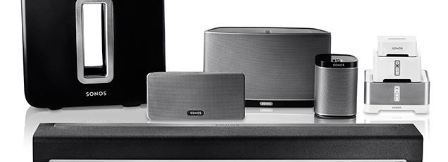 Sonos App-Update: Lautsprecher ohne Bridge betreiben, Sonos Boost ab Oktober