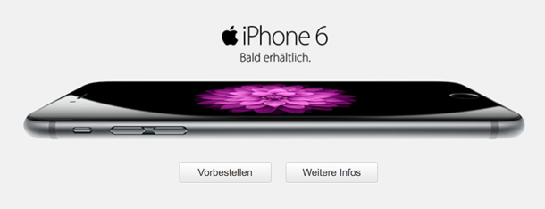 iphone 6 mit vertrag bei der telekom vorbestellen macerkopf. Black Bedroom Furniture Sets. Home Design Ideas