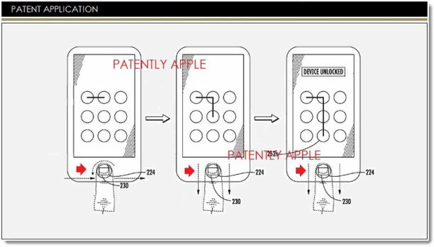 touch patent 1