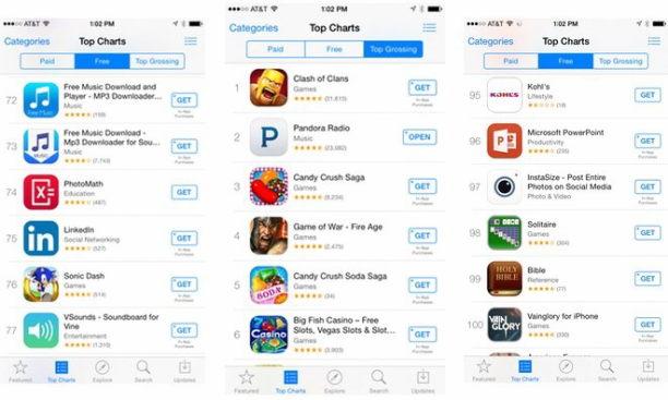 app store freemium
