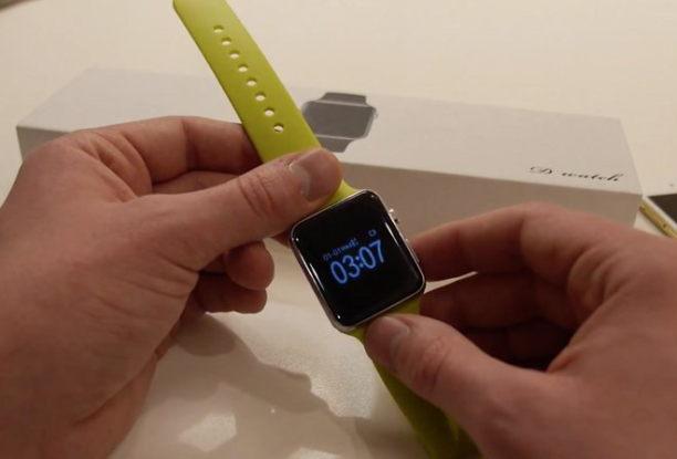 apple watch nachahmung