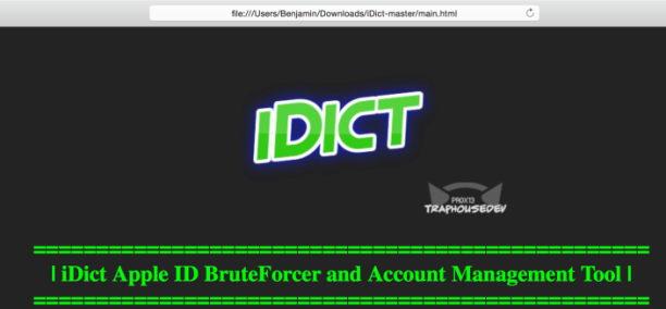 bruteforcer icloud