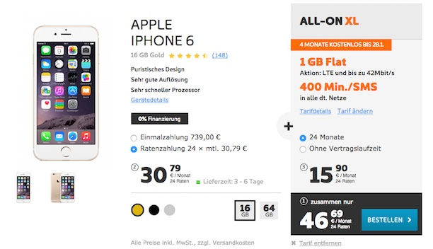 ip 6 all-on xl