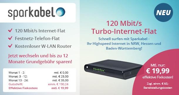 unitymedia kabel bw 2play plus mit 120mbit s highspeed internet nur 19 99 euro pro monat. Black Bedroom Furniture Sets. Home Design Ideas
