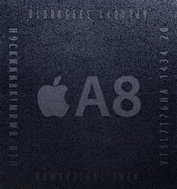 A8 prozessor