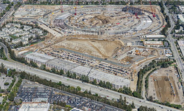 apple campus 2 im februar 2015