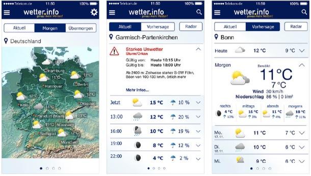 Wetter Info