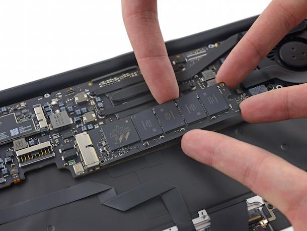 Macbook Air Amp Pro 2015 Doppelt So Schneller Ssd Speicher border=
